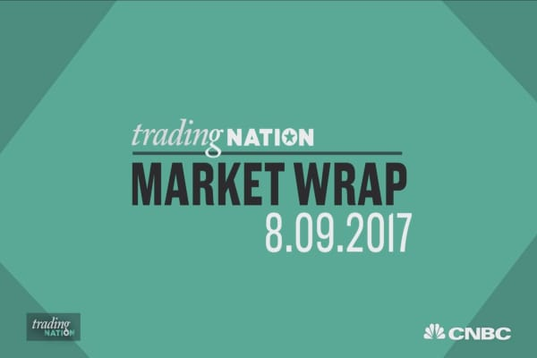 Stocks slide as North Korea-related tensions rise