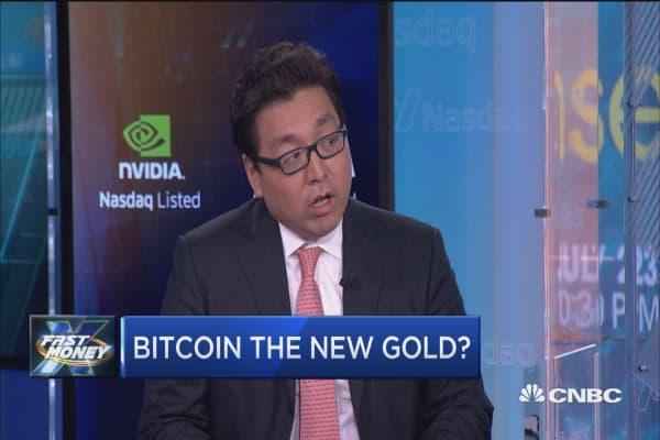 Segment on CNBC calls Bitcoin the new gold, predicts ...