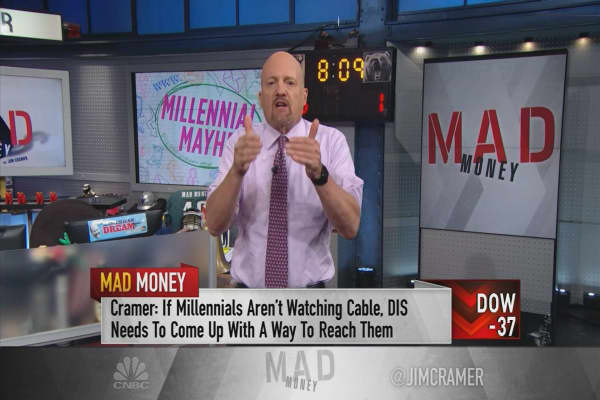 Cramer tracks the impact of millennials across the stock market