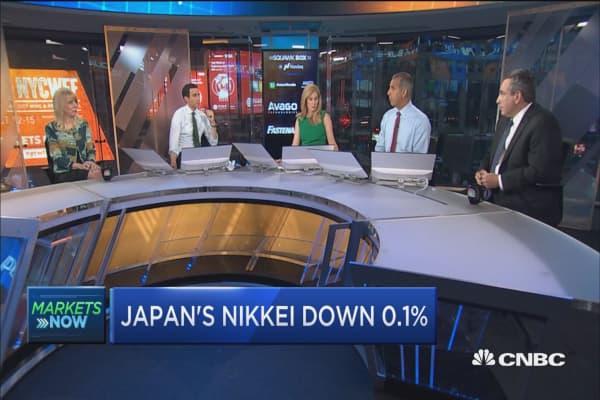 We've seen a 'blah' reaction this earnings season: UBS' Julian Emanuel
