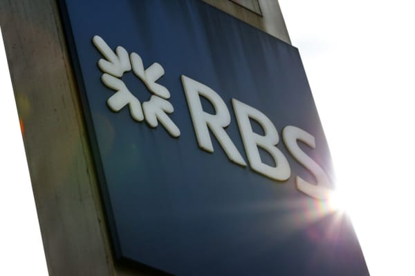 Is Royal Bank of Scotland Group PLC (RBS) Heading Towards a Reversal?