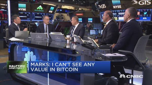 Oaktree Capital's Howard Marks: I don't understand what's behind bitcoin
