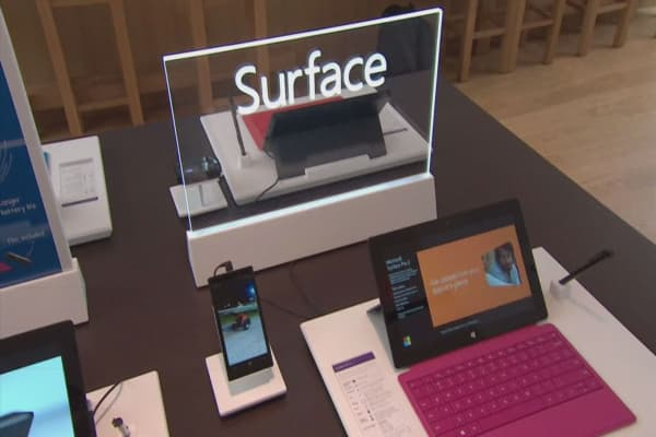 Consumer Reports says 25 percent of Microsoft Surface computers will break within two years
