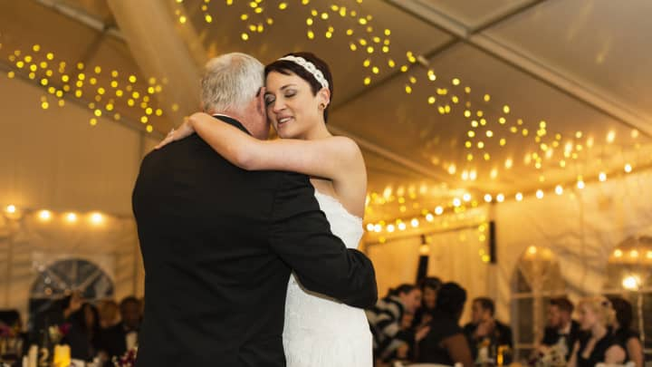 Parents often overspend on wedding expenses for adult children