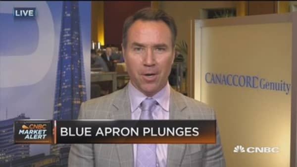 Blue Apron pullback is temporary: Canaccord Genuity's Michael Graham