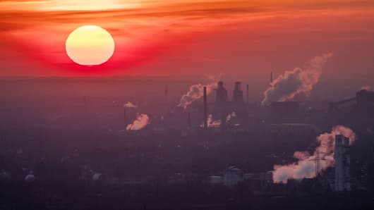 2016 is likely to have been the hottest year since global temperatures were recorded in the 19th century.