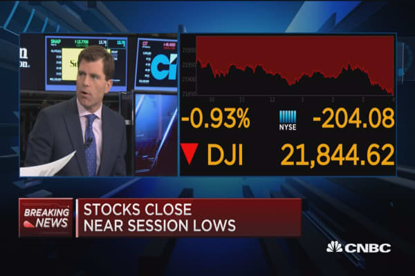 I would expect interest rates to be under pressure because of North Korea: Synovus Trust Company's Dan Morgan
