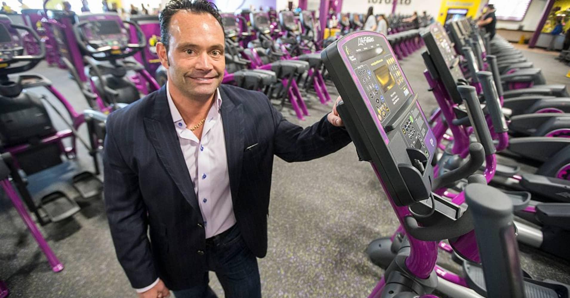 Planet fitness ceo gym franchise runs on being a marketing machine buycottarizona Choice Image