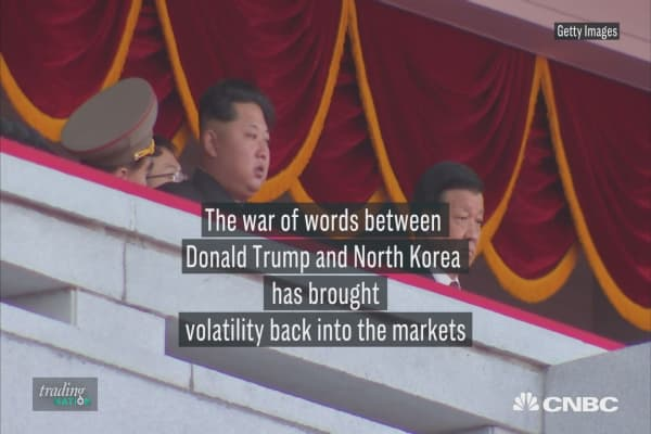 In the face of North Korea situation, here is what investors should do