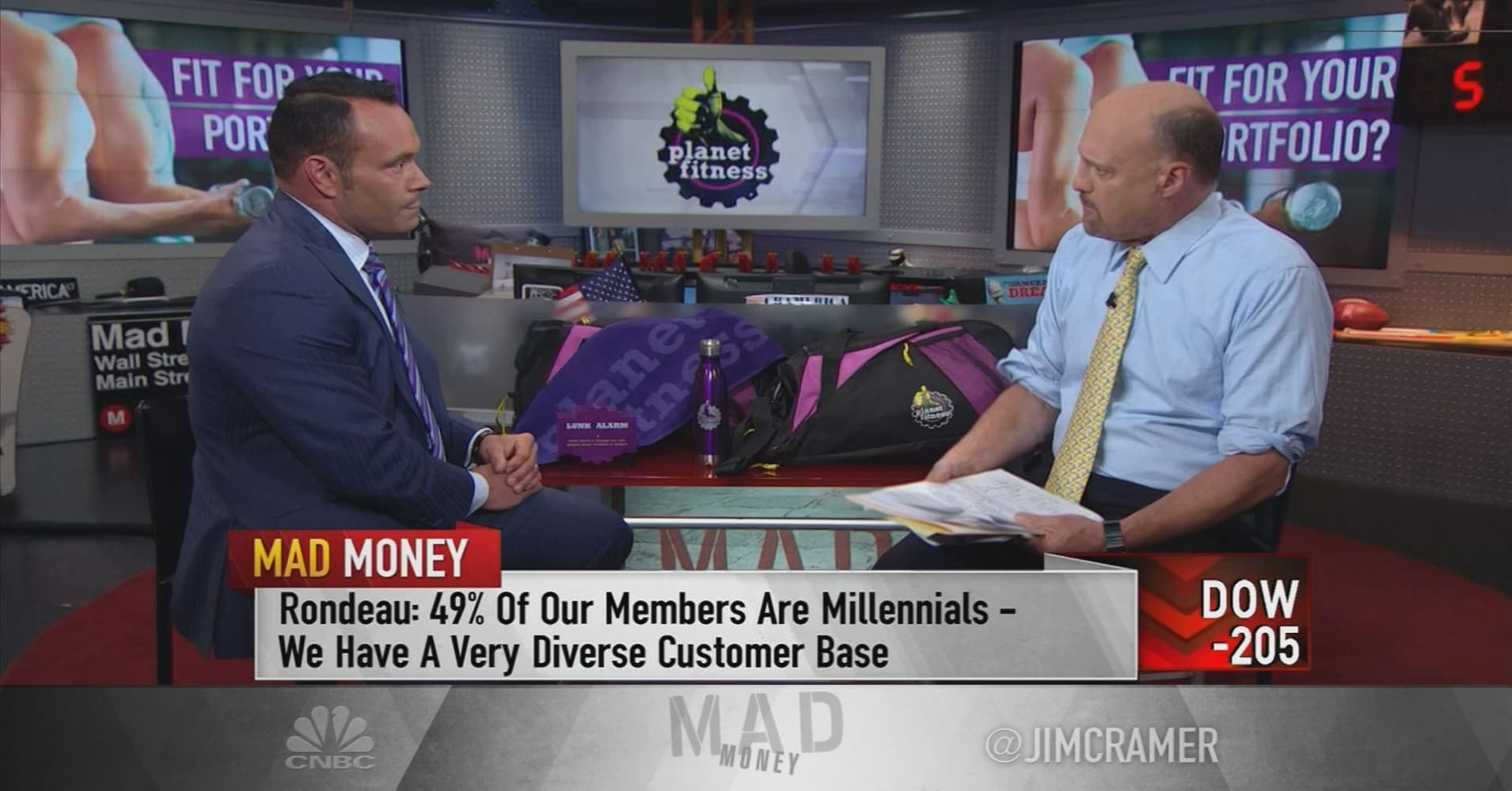 Planet fitness ceo gym franchise runs on being a marketing machine planet fitness ceo says his 10 million member franchise runs on being a buycottarizona Choice Image