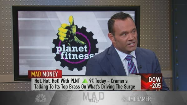Planet Fitness CEO: Franchise runs on being 'marketing machine'