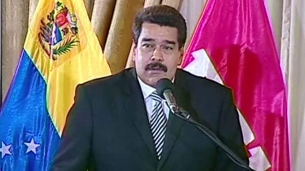 'Donald Trump, here is my hand': Venezuela's Maduro calls for talks with Trump