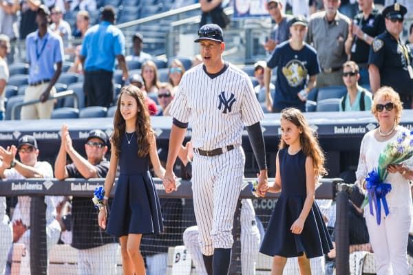 How A-Rod's morning routine prepares him for success
