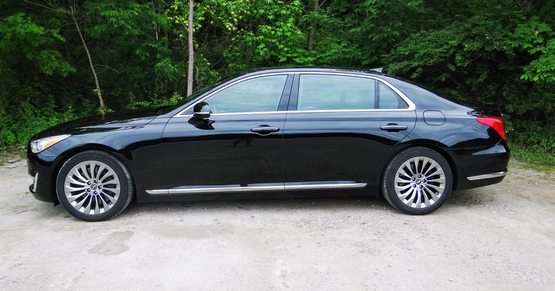 The Genesis Is A Luxury Sedan At An Incredible Bargain