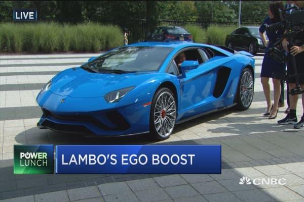 $500,000 Lamborghini