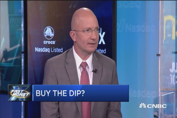 Strategist Tony Dwyer correctly called the August dip and says this is what to expect in September