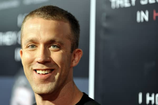 Tucker Max attends the premiere of 'I Hope They Serve Beer In Hell' in 2009.