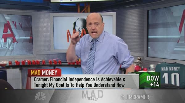 Cramer: How compounding can help you double your money in 7 years