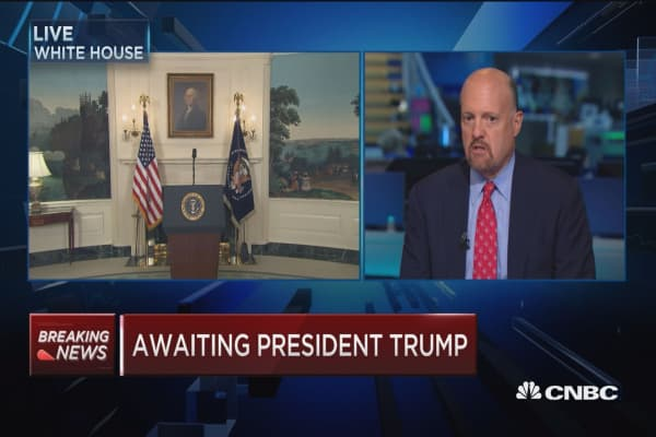 Cramer: People fear this president tremendously