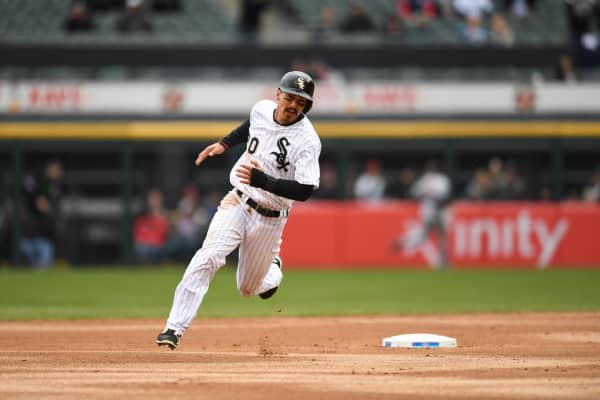 Chicago White Sox second baseman Tyler Saladino says Lancisi's customer service sets DTB apart from other MLB bat suppliers.