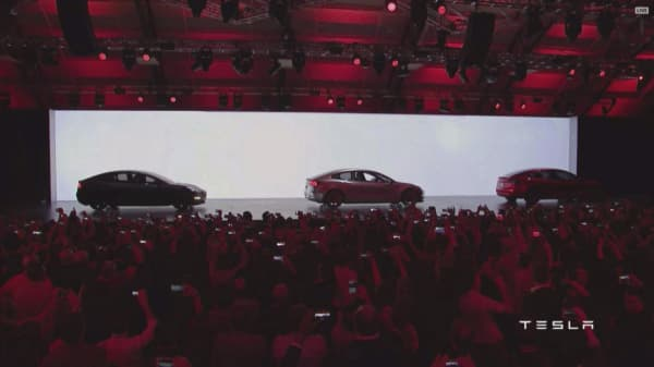 Tesla shares to surge because the Model 3 opportunity is 'underestimated': Analyst