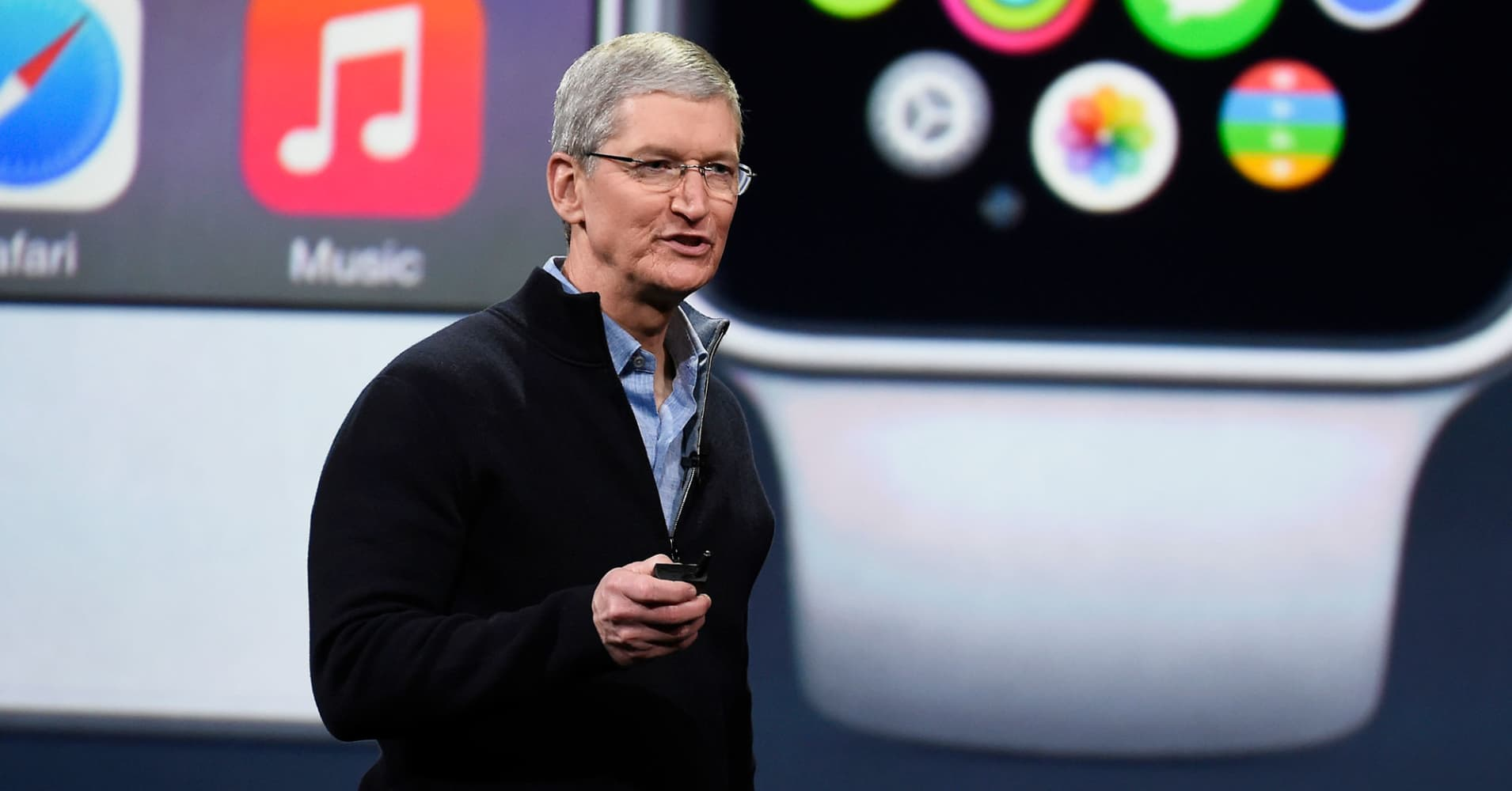 cnbc.com - Christina Farr - Apple and Aetna met last week to talk about the Apple Watch-here's what they discussed