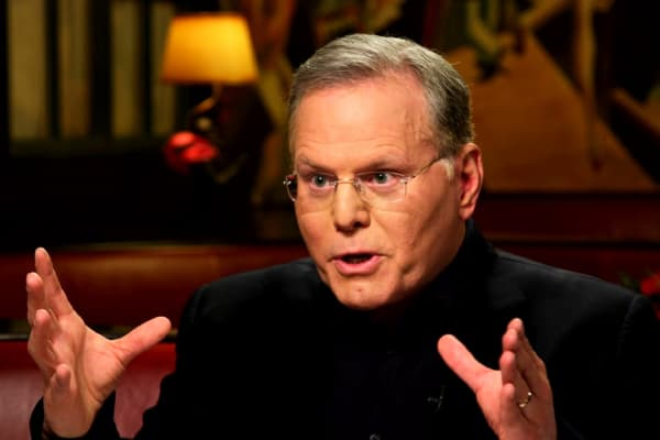 Discovery Communications CEO David Zaslav