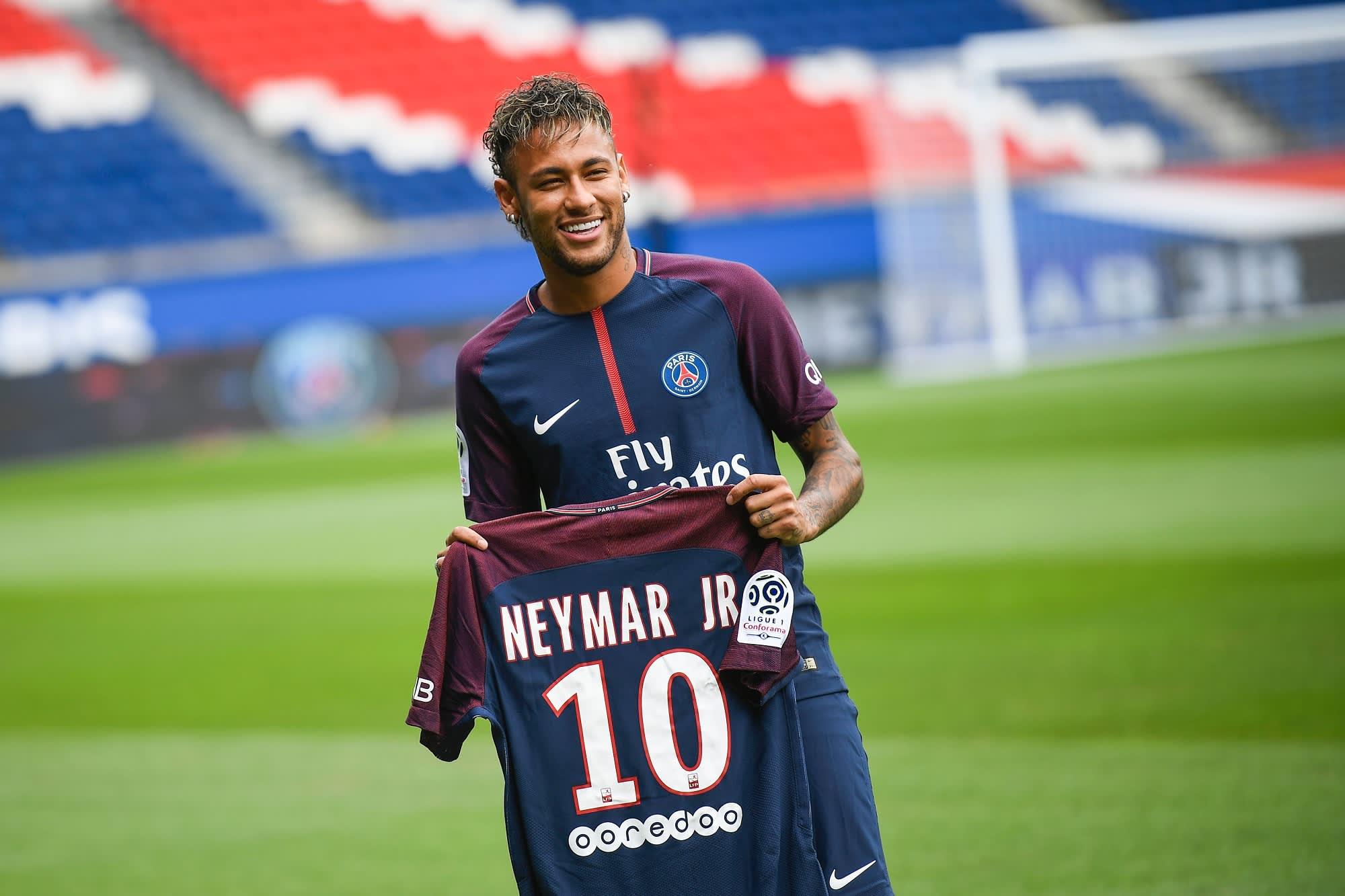 Vinicius Ingin Neymar Gabung Dengan Real Madrid