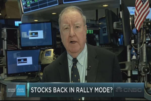 The full interview with Art Cashin