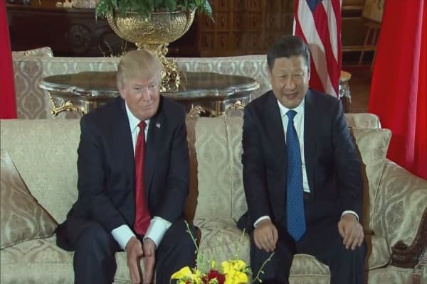 China hands Trump a win on North Korea crisis