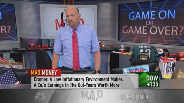 Cramer's guide to prepare for a 'lightning speed' sell-off in August