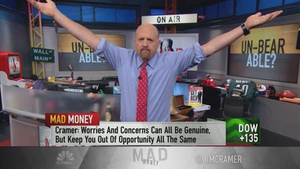 Cramer's shocking market discovery that caused him to gulp