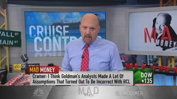 Where Goldman went wrong on cruise stocks