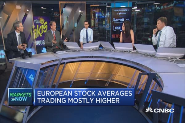 Markets flashing 'buy' message: Richard Bernstein's Joe Zidle