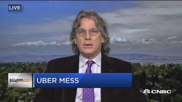 Roger McNamee: Uber not worth anything near $70 billion