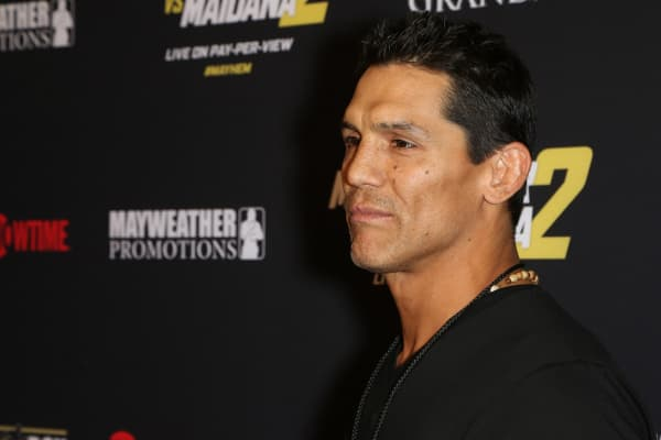 Former martial arts fighter Frank Shamrock