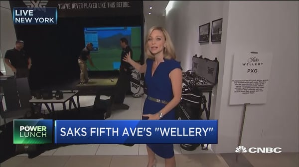 Saks president Marc Metrick on the new retail experience