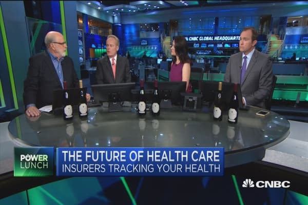 The future of health care: Insurers tracking your health