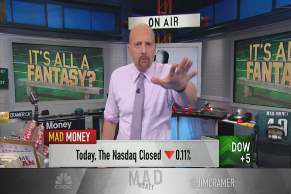 Cramer teaches investors cardinal rules of diversification