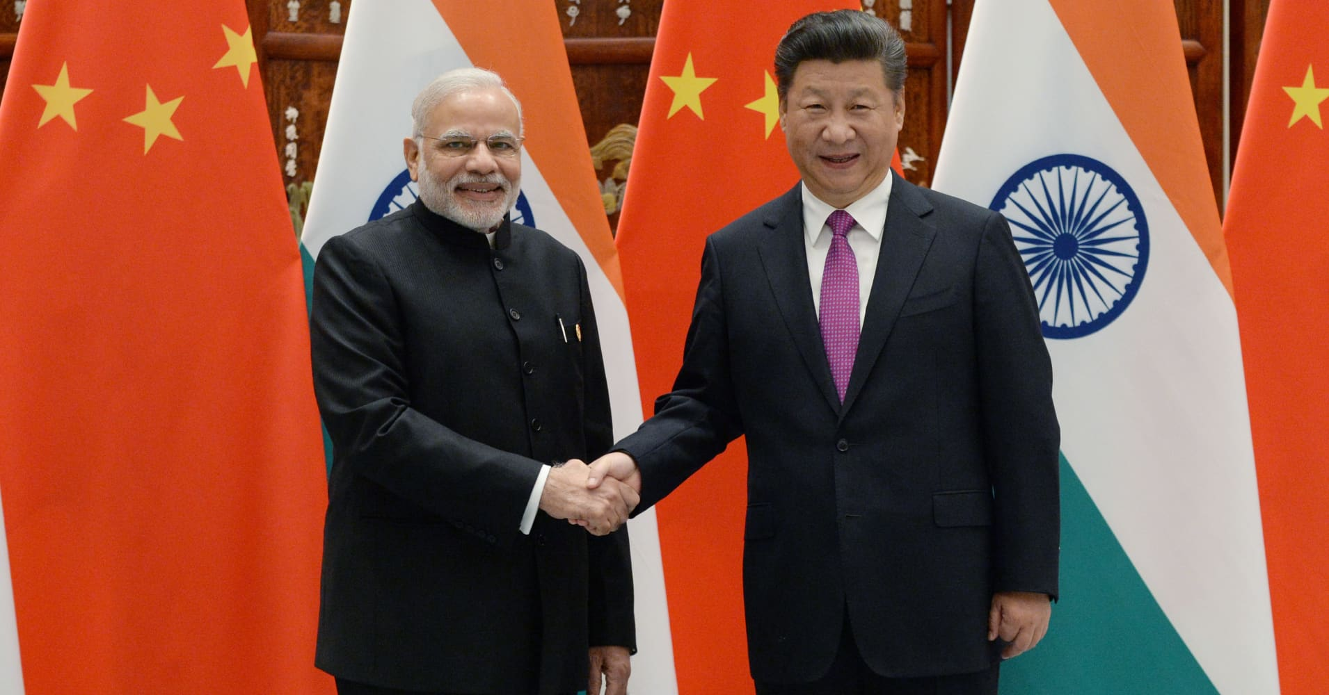 Modi's Davos address took a subtle dig at China, expert says
