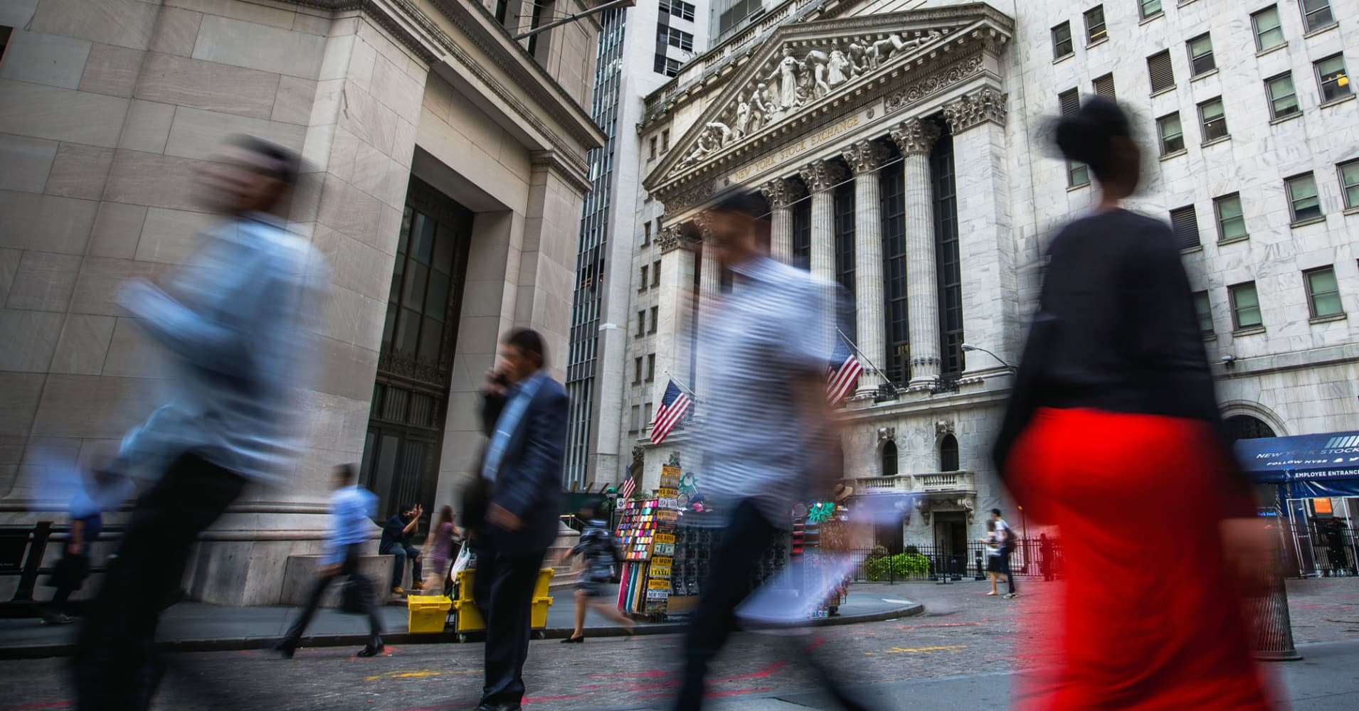 A growing market divergence could spell trouble for stocks, Piper Jaffray says