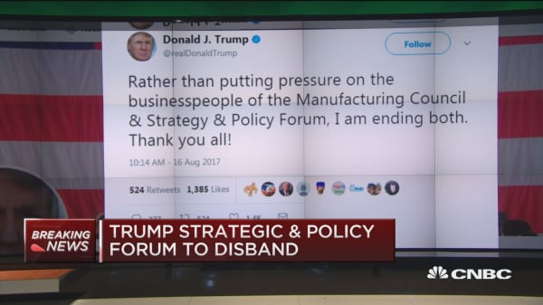 Businesses have disconnected themselves from Trump expectations: Harwood