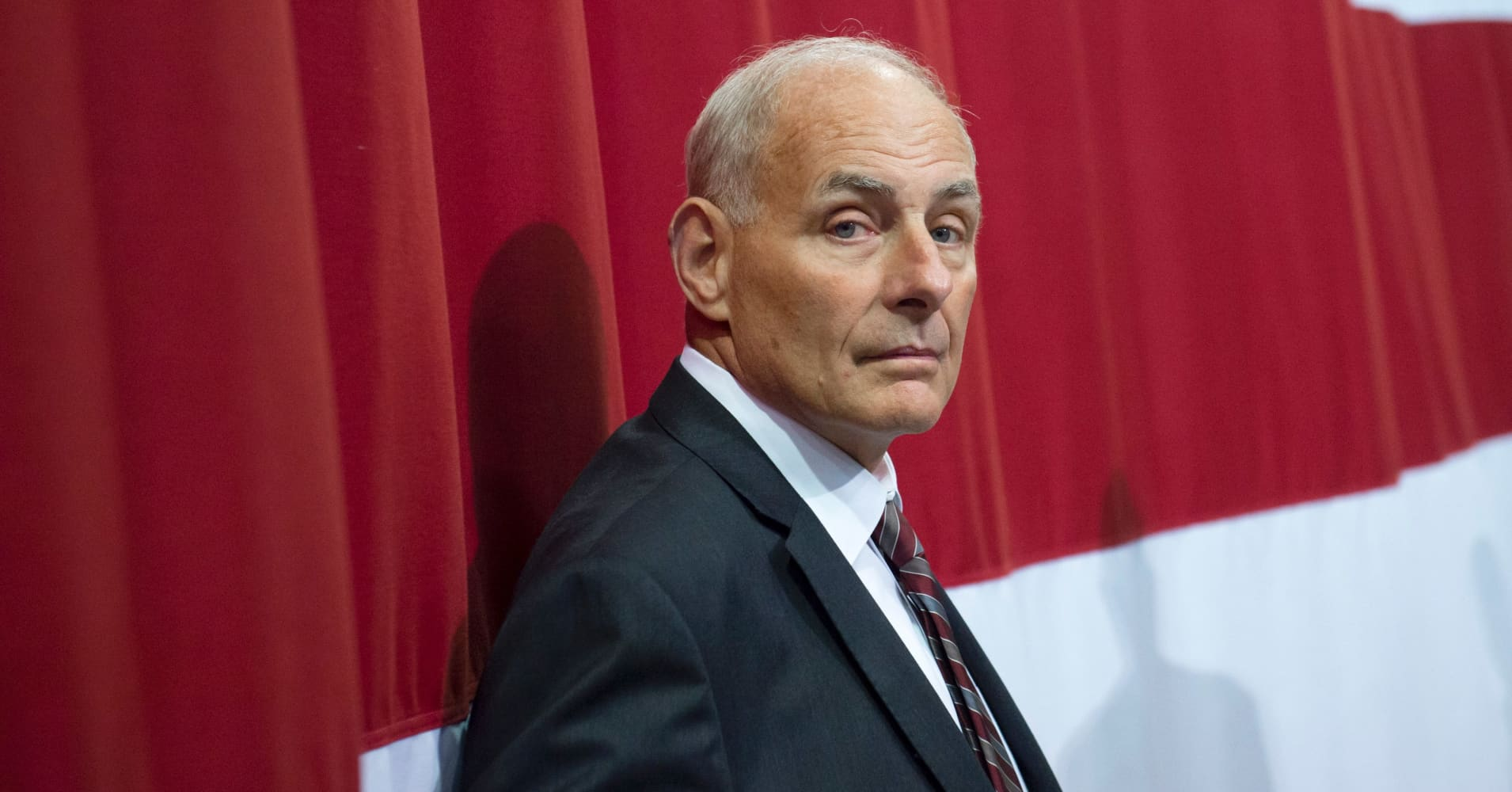 Trump announces John Kelly to depart White House by year's end