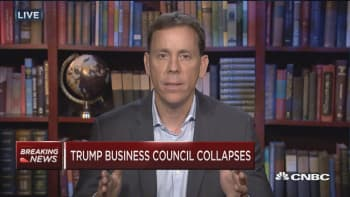 Axios co-founder Jim VandeHei explains what losing business supports means for President Trump's agenda