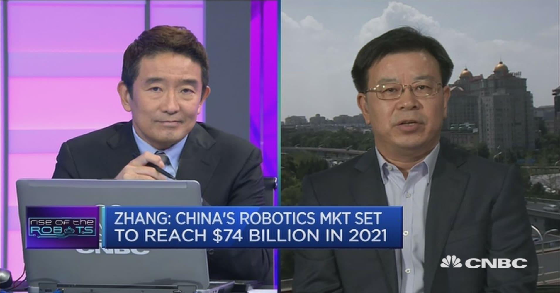 Chinas blueprint to crush the us robotics industry health care malvernweather Choice Image