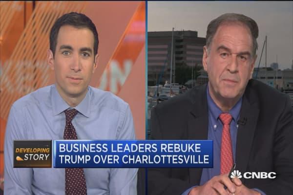 If Gary Cohn steps away it would crash the markets: Jeffrey Sonnenfeld