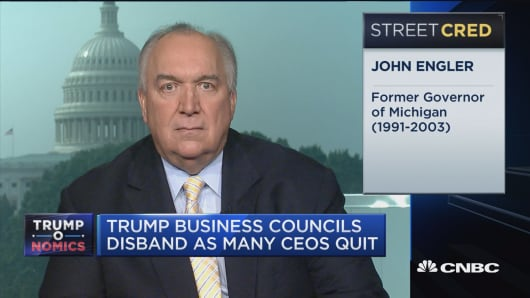 Fmr. Business Roundtable President: Doesn't matter much that councils are gone