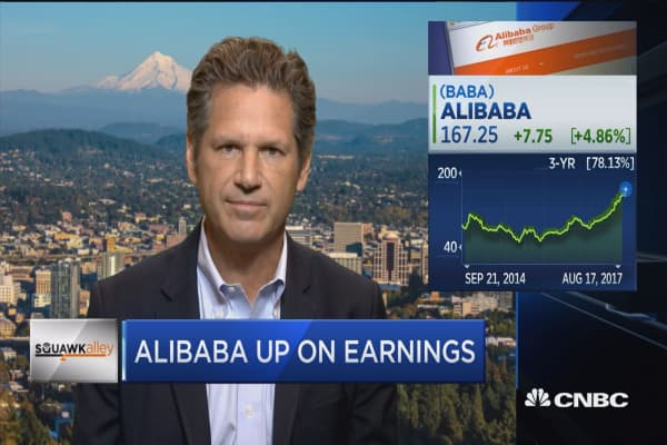 Alibaba's execution for the consumer is benefiting them: Pacific Epoch CEO