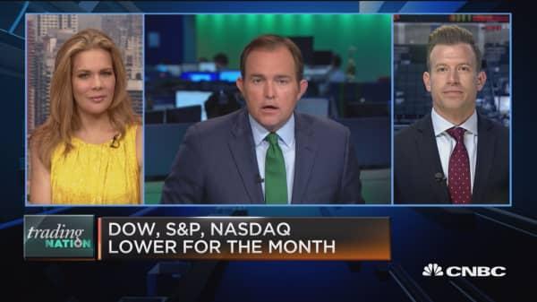 Tech stocks slide