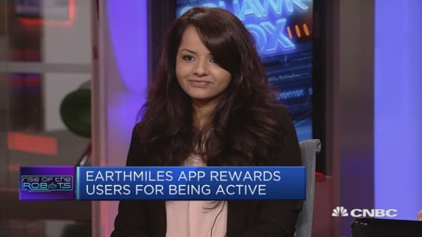 Earthmiles CEO: App uses AI to learn about the user